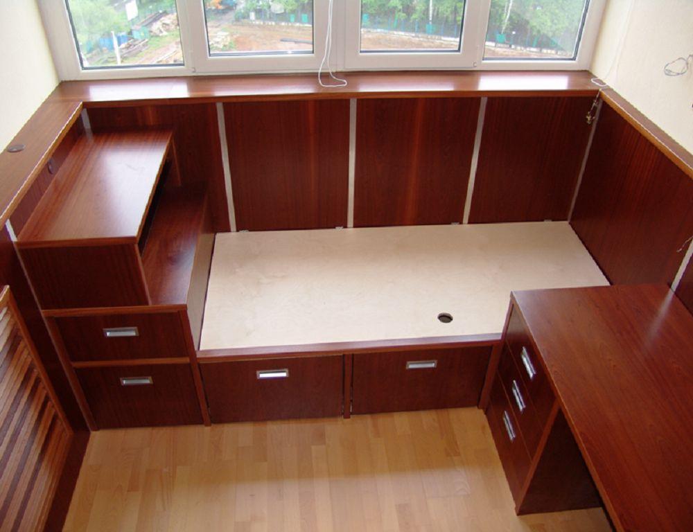 Шкафы и другая встраиваемая мебель на заказ по доступным цен.