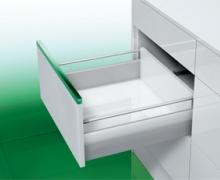 Nova Pro стандартный ящик  с рейлингом  плавн закр / откр от нажатия