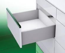 Vionaro высокий ящик   плавн закр / откр от нажатия